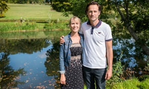 Graham and Jo Wakeman's Restore Hope charity works with vulnerable Chiltern families and organises weekly trips from state schools.