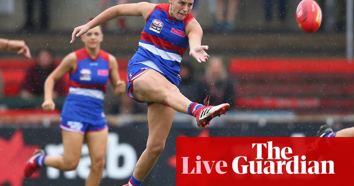 Aflw 2018 Grand Final Western Bulldogs Beat Brisbane Lions Sport