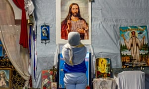 The world is getting more religious, because the poor go for