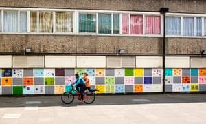 The Aylesbury Estate,  Southwark, London
