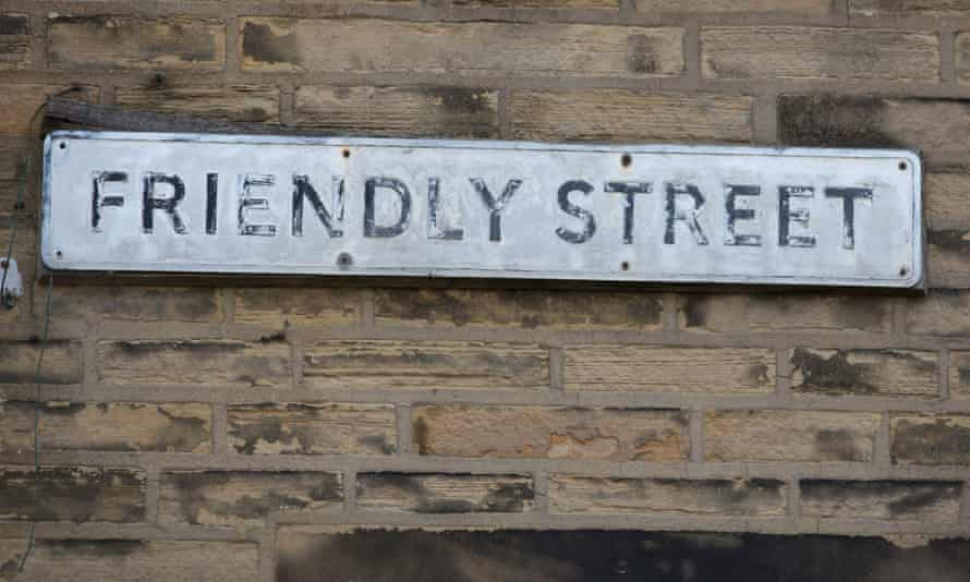 A street sign in Halifax.