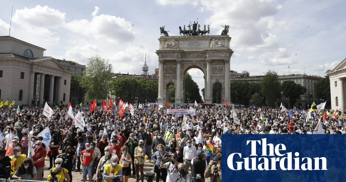 Vatican urges Italy to stop proposed anti-homophobia law