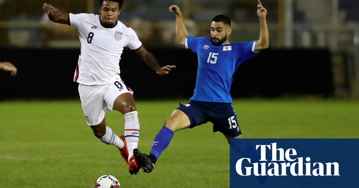 Stingy El Salvador hold USA to scoreless draw in World Cup qualifying opener