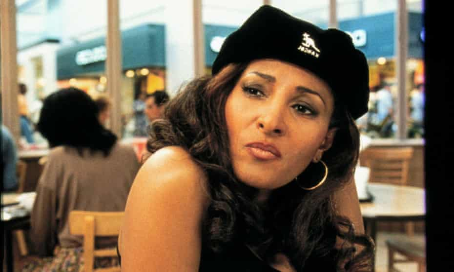 Making a killing ... Pam Grier in Jackie Brown.