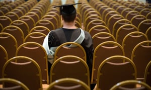 Students leaving university feel pressure to find work and meet new people.