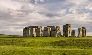 Stonehenge ... one of the world's most important prehistoric sites.