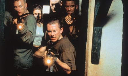 Blast from the past ... Dog Soldiers.