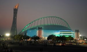 Khalifa International Stadium will now host the semi-finals and final of the Club World Cup.