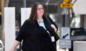 Sarah Mole, PA to businessman Clive Palmer, told the federal court in Brisbane that she hasn't made arrangements for Clive Mensink since earlier this year.