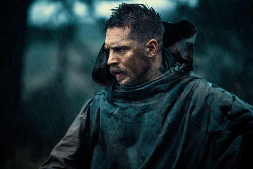 Don't overthink it … Tom Hardy's Taboo is a story of voodoo, incest and trade regulation on the Canadian west coast.