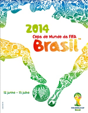 Brazil 2014.