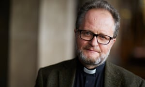 Vicar Mark Coleman