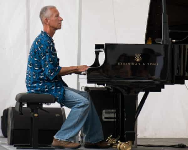 Keith Jarrett performing in 2013.
