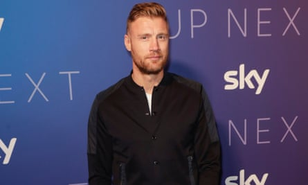 Celebrity support: Freddie Flintoff has been open about his struggles with bulimia.