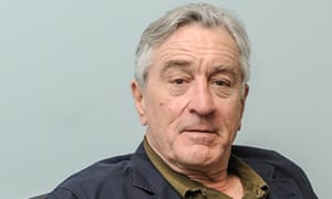 'I think the movie is something that people should see' ... De Niro has backtracked on his previous comments on the controversial documentary Vaxxed.