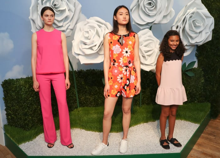 6e28a00eb Gucci, Versace, D&G ... now top brands target fashion for kids | Fashion |  The Guardian
