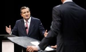 Ted Cruz responds.