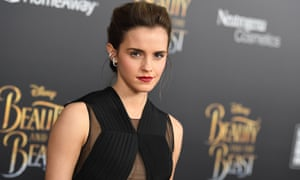 'Photos from a clothes fitting Emma had with a stylist a couple of years ago have been stolen' ... Emma Watson.