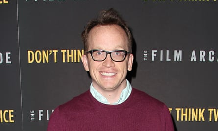 Chris Gethard: 'it was terrifying to go on stage and talk about some of this stuff'
