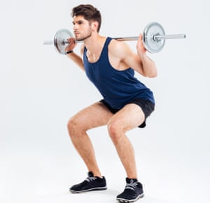 fitness tips the back squat and the deadlift for