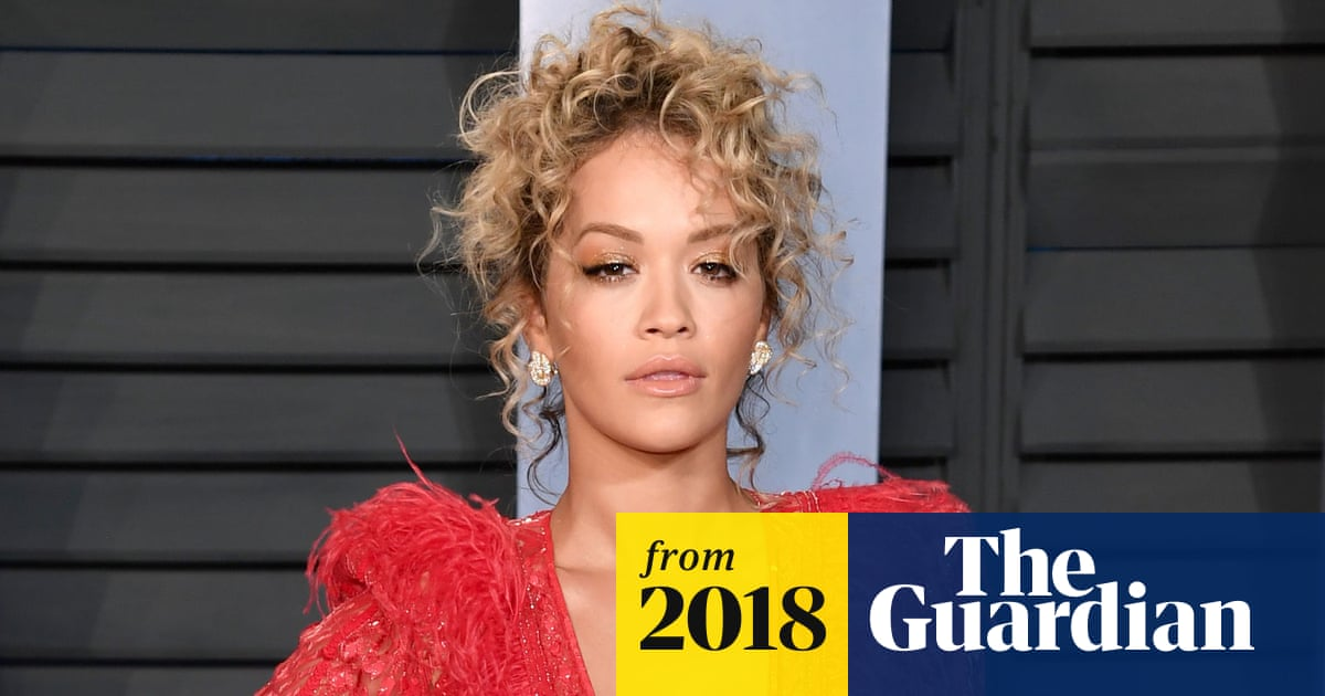 Rita Ora apologises after LGBT criticism of her song Girls