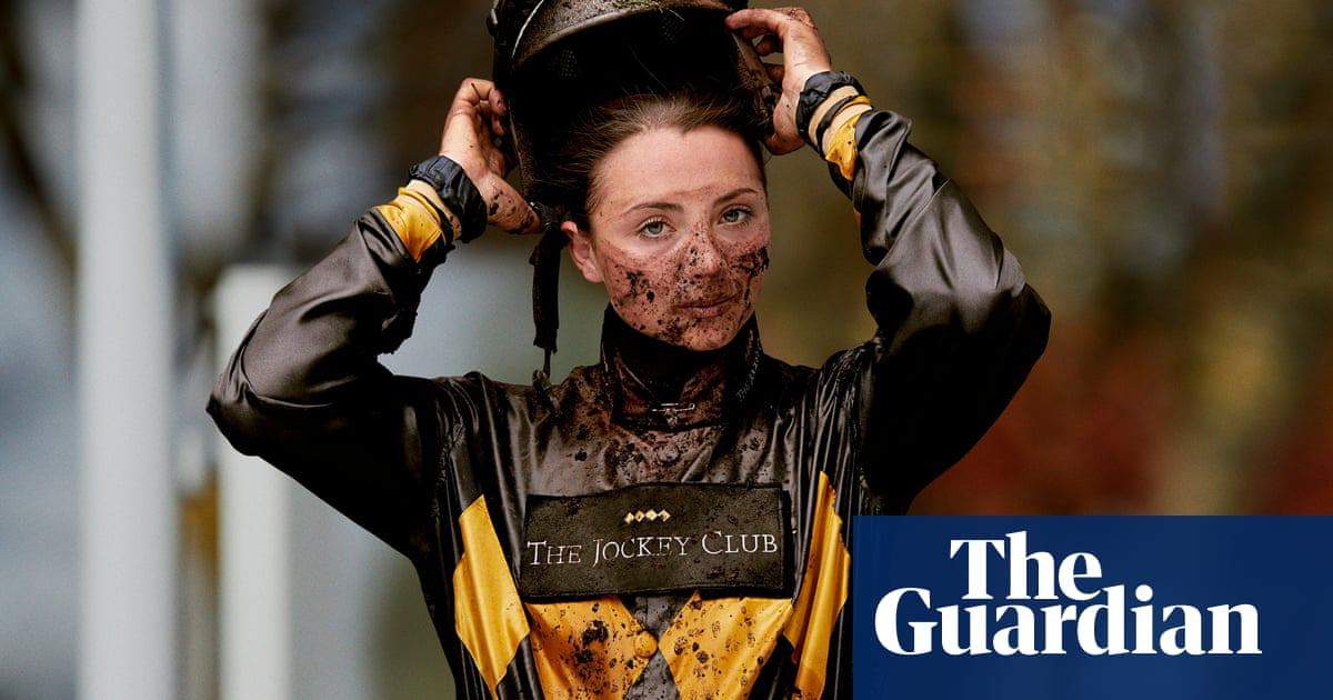Bryony Frost: 'When you connect with your horse it's a magic place to be'