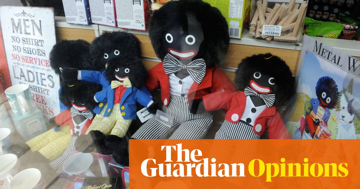 The Right To Sell Golliwogs Is Not Something We Should Be Fighting