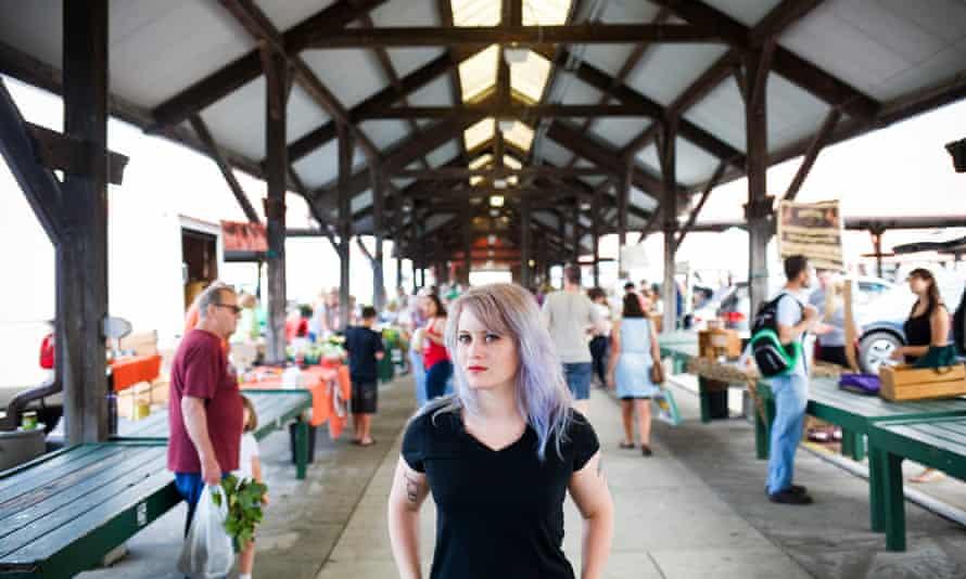 Laura Schaffer, in Toledo.