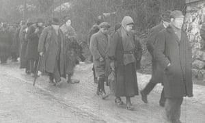 film still from Die Stadt ohne Juden