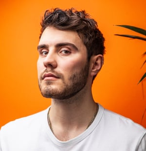 Alfie Deyes has 11 million subscribers on YouTube. Photograph: Alex Lake/The Guardian