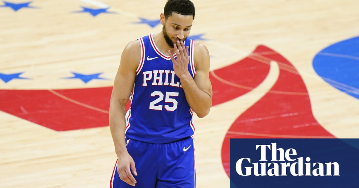 How Ben Simmons went from Philly's next big thing to an outcast