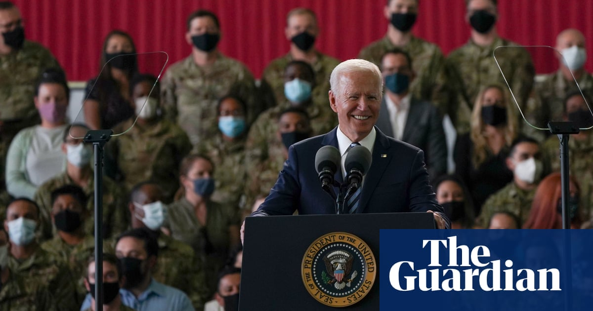 Biden declares the 'US is back' and urges democracies to stand together