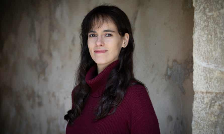 Critical voice: Professor Carissa Véliz, author of Privacy Is Power, a study of the personal data we have surrendered to the tech giants.