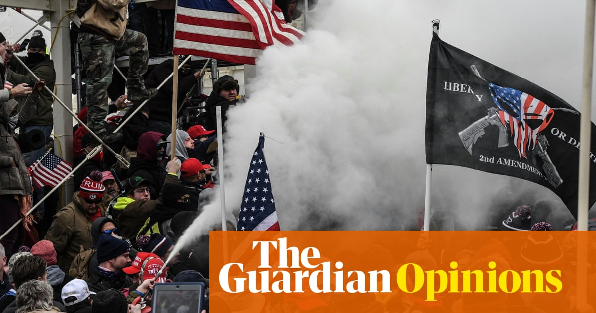 The Capitol siege was the biggest media spectacle of the Trump era | Joan Donovan, Brian Friedberg and Emily Dreyfuss