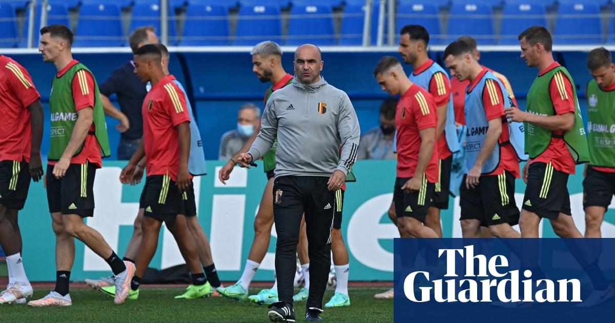 Roberto Martínez upbeat as Belgium's old guard have final tilt at major title