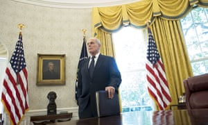 White House chief of staff John Kelly in the Oval Office.