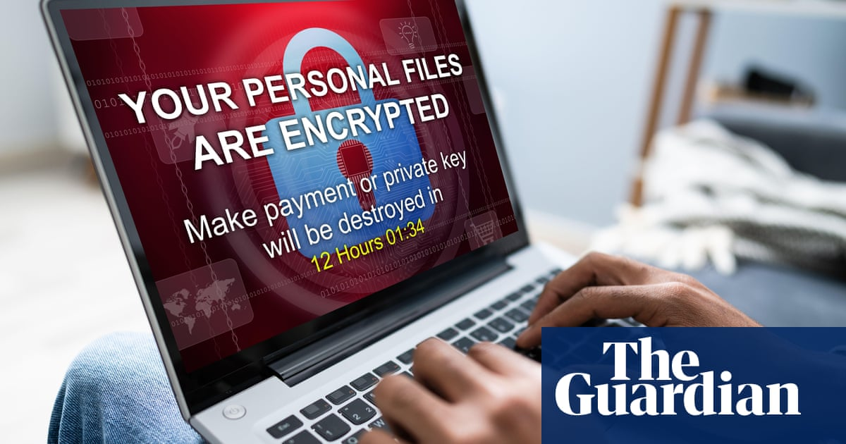 Russia and neighbours are source of most ransomware, says UK cyber chief