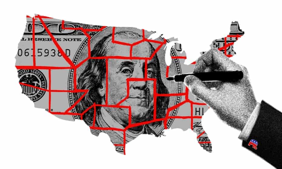 """""""Redistricting historically was something that occurred behind the scenes in smoke-filled rooms and the people didn't pay attention,"""" said Michael Li, senior counsel at the Brennan Center. """"Now it's something that angers people."""""""