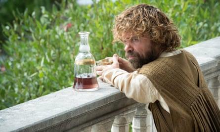Drunken road trip ... Tyrion.