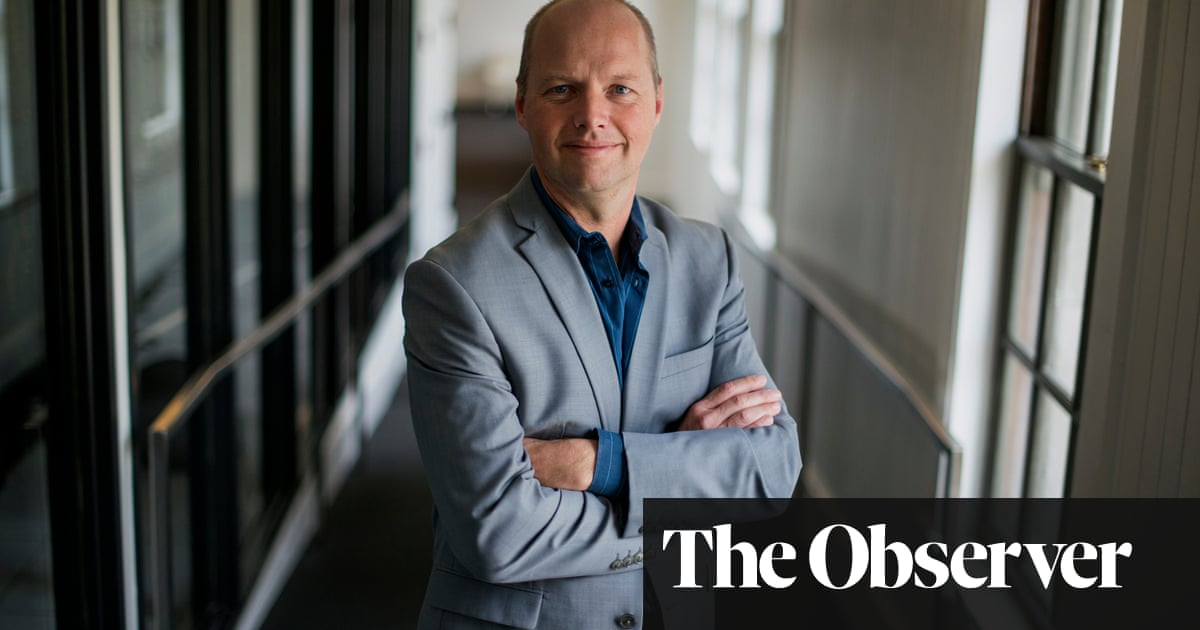 Sebastian Thrun: 'The costs of the air taxi system could be less than an Uber'