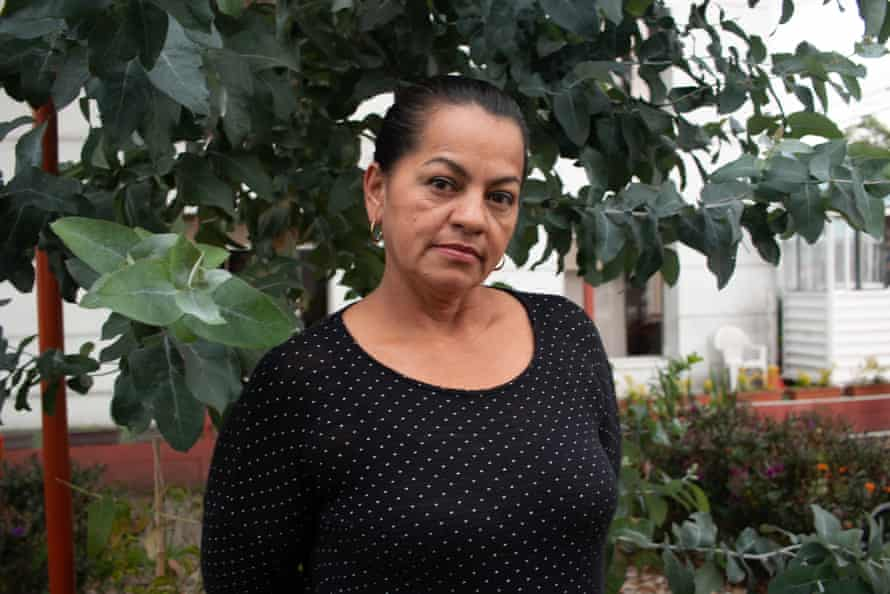 Fulvia Chungana hopes that a special peace tribunal will allow Colombia to come to terms with the atrocities of war.