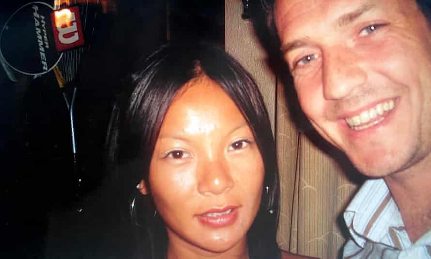 Billie and Tony Lee-Smith