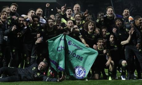 Chelsea win Premier League title again as Michy Batshuayi sinks West Brom 2e1e16954