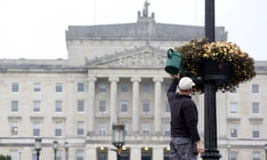 Stormont assembly in Belfast
