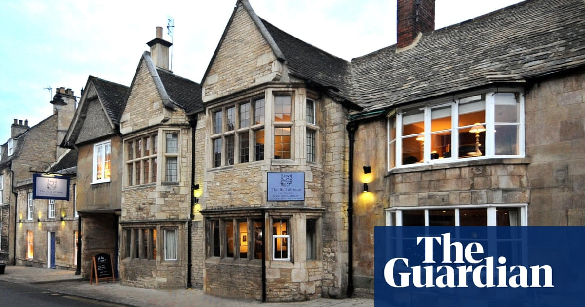 The Bull Swan Stamford Lincolnshire Hotel Review