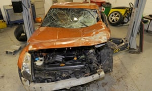 Two jailed for nine years over Yorkshire quad bike death crash   UK
