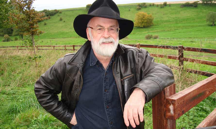 Terry Pratchett asked that his unfinished work 'be put in the middle of a road … for a steamroller to steamroll over them all'.