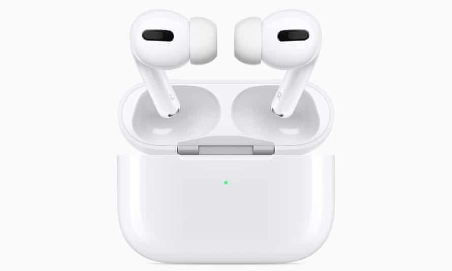 AirPods Pro true wireless earbuds