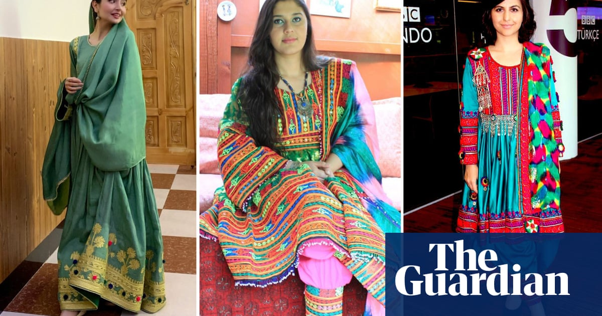 #DoNotTouchMyClothes: Afghan women's social media protest against Taliban