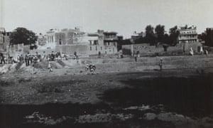 Jallianwala Bagh in 1919 .